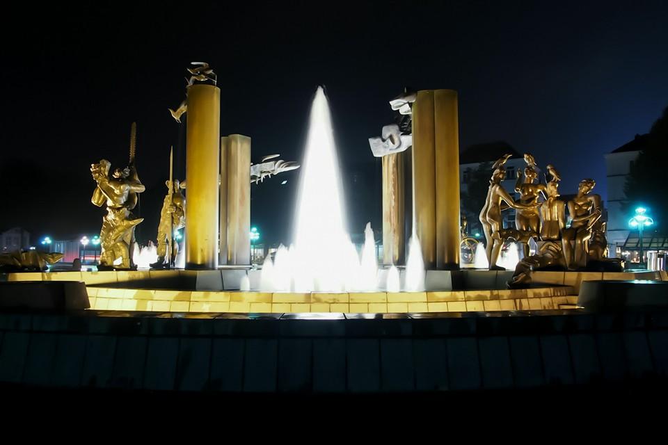 ไปเบลเยี่ยม เที่ยวเมือง Bruges & Ghent ชมแสงไฟยามค่ำคืน