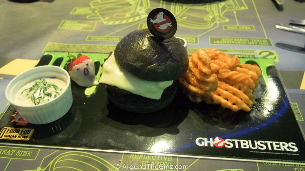 Review - กิน Ghostbusters Halloween Meal เที่ยว Ocean Park