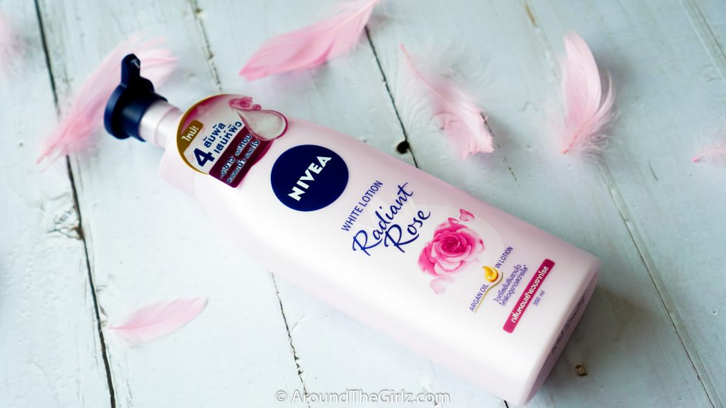 ์Nivea Radiant Rose
