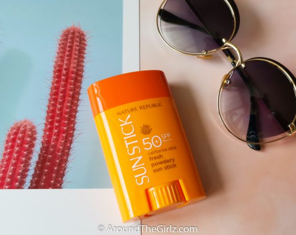 California Aloe Fresh Powdery Sun Stick